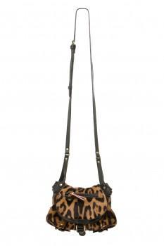 Jerome Dreyfuss  Twee Mini Léopard Bag