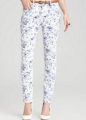 Isaac Mizrahi Samantha Skinny Jeans