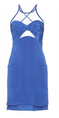 Emilio Pucci Dress with Cut-Outs