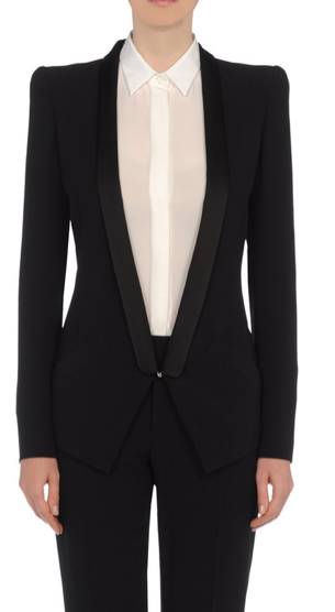 Barbara Bui Cocktail Crepe Jacket