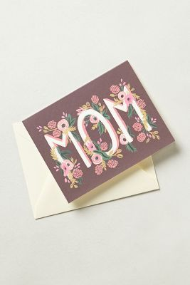 Rifle Paper Co. Rose Blooms Mothers Day Card