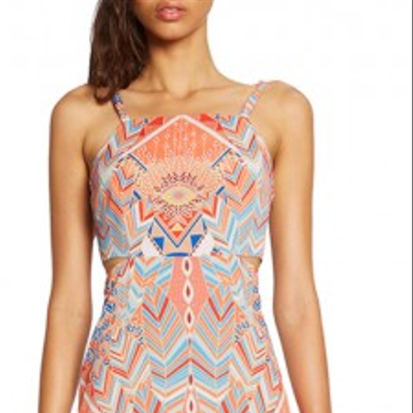 Mara Hoffman Cutout Midcalf Dress