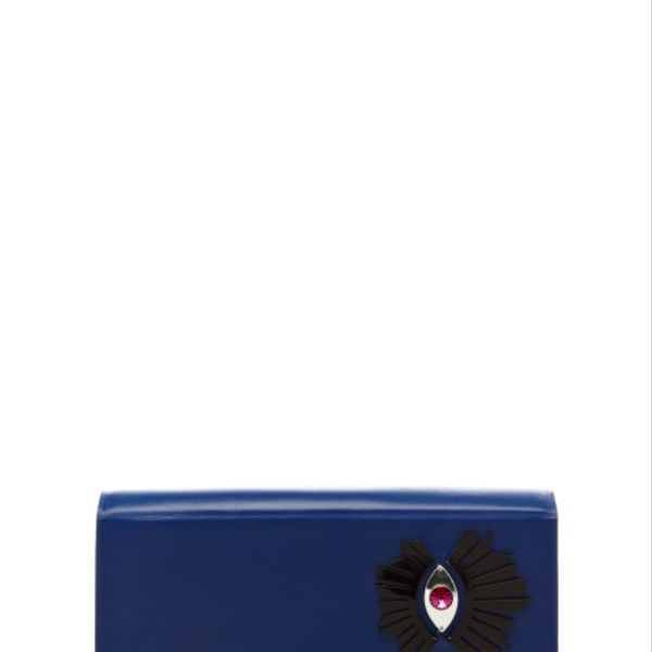 Benedetta Bruzziches Electric Blue Book Bag
