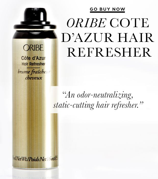 Hair Perfume: Not as Silly as it Sounds
