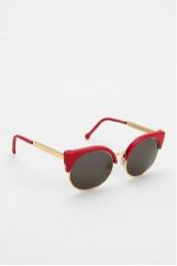 Urban Outfitters  Urban Outfitters Super Ilaria Lizard Cat-Eye Sunglasses