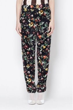 3.1 Phillip Lim 3.1 Phillip Lim Printed Pajama Pants