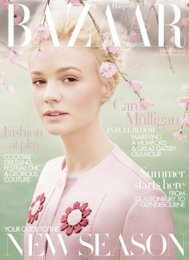 There's Something About Carey | Harper's Bazaar UK