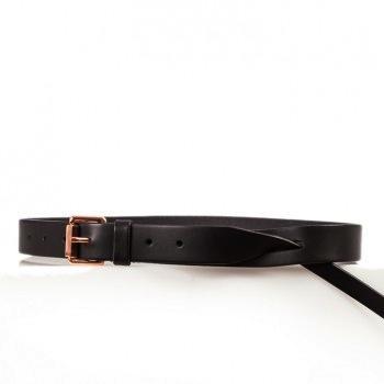 Linea Pelle Linea Pelle Logan Waist Pull Through Belt