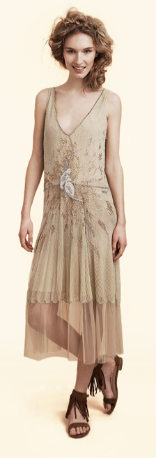 Candela NYC  Oriel Beade Dress