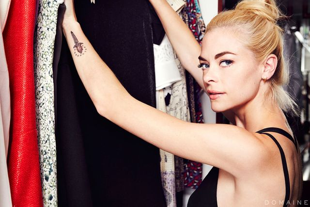 Jaime King's Surprising Little Laundry Secret