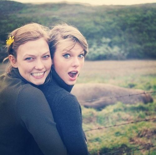 Karlie Kloss and Taylor Swift Have Reportedly Landed a Vogue Cover