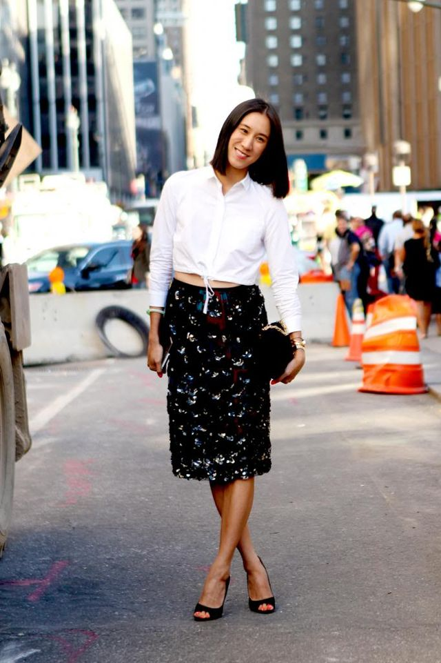 Eva Chen Shares Her 3 Favourite Fast Fashion Brands
