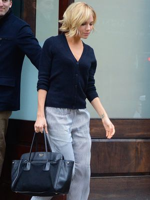 Let Sienna Miller Inspire Your Next Office Look