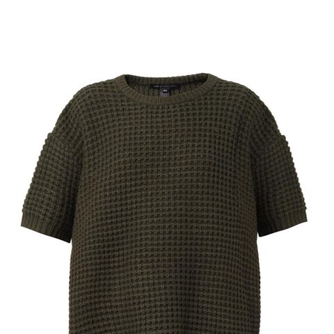 Walley Waffle-Knit Sweater