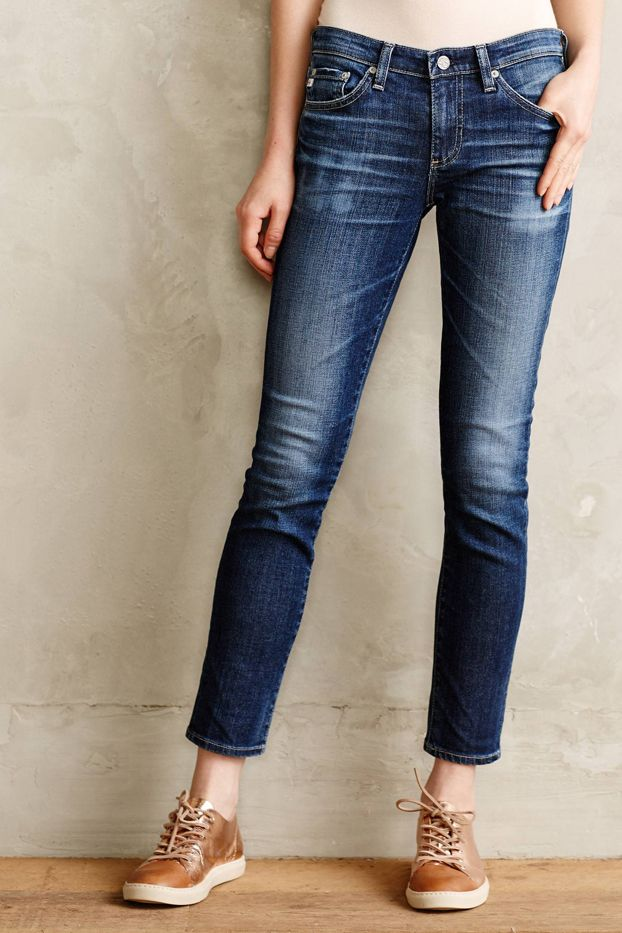 AG Jeans Stevie Ankle Jeans
