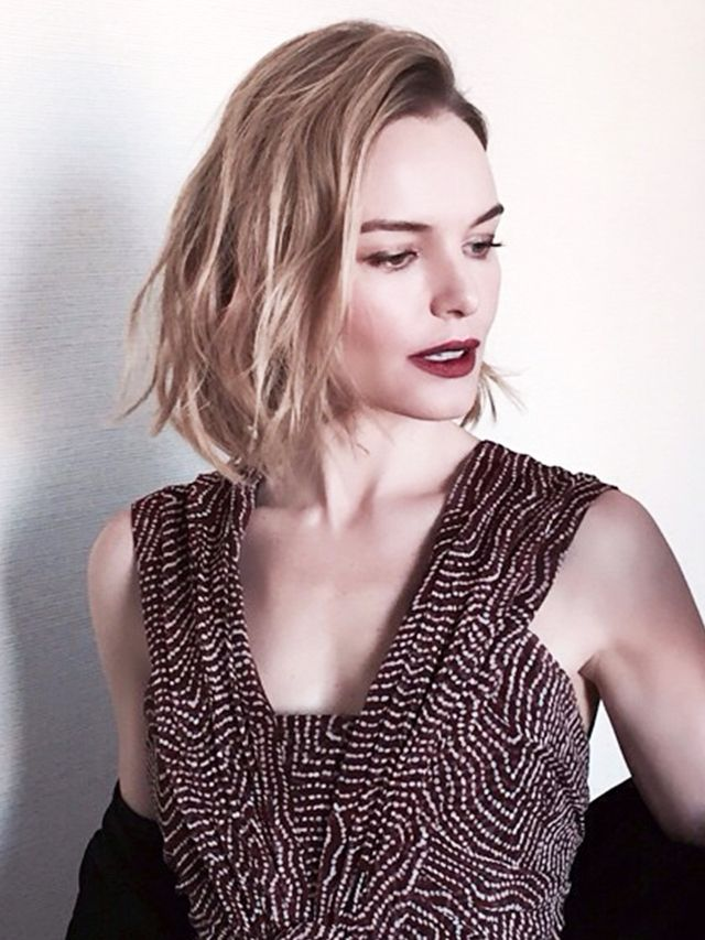 Kate Bosworth Chopped Her Hair! See Her New Cut