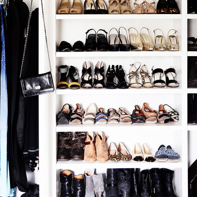 How to Clean Out Your Closet the Vogue Way