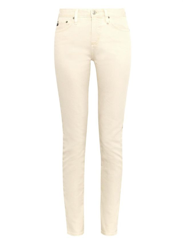 Alexa Chung for AG The Briana High-Rise Skinny Jeans