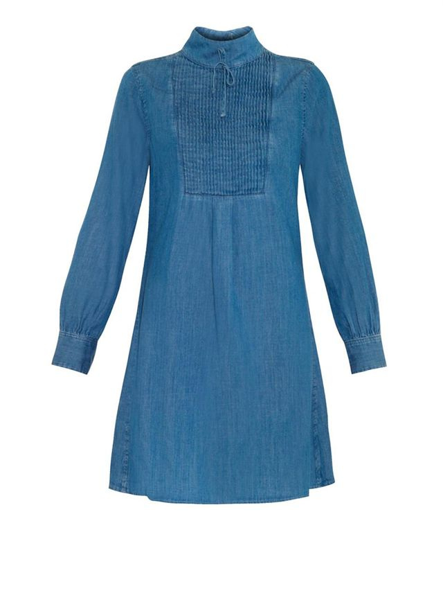 Alexa Chung for AG The Julie Denim Dress