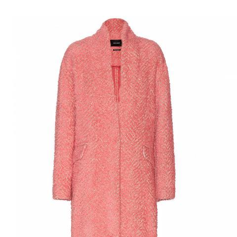 Gabriel Wool-Blend Coat