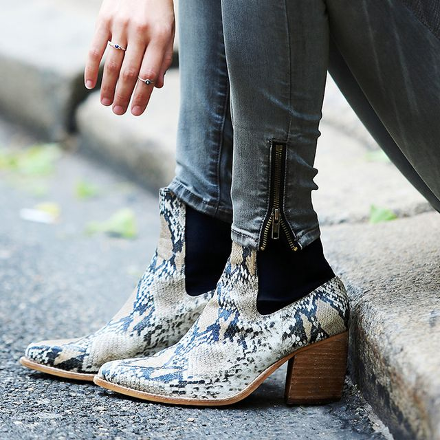 #TuesdayShoesday: 7 Non-Black Ankle Boots