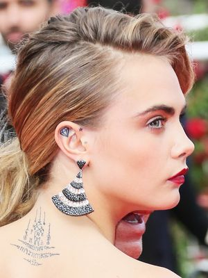 From Erin Wasson to Cara Delevingne: The Coolest Model Tattoos Ever