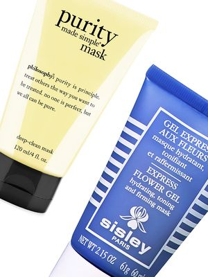 5-Minute Face Masks That Won't Derail Your Morning