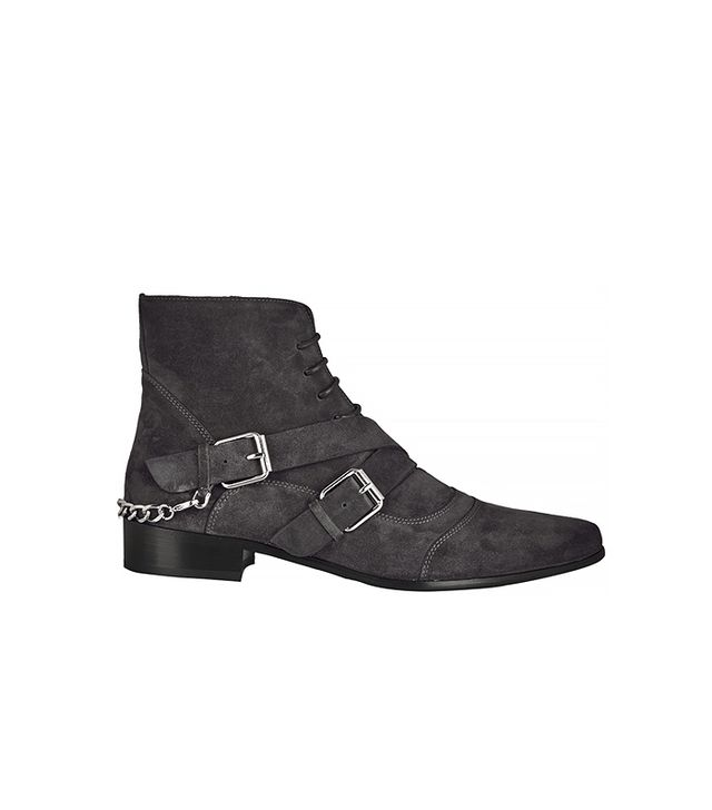 Tabitha Simmons Bryon Suede Ankle Boots
