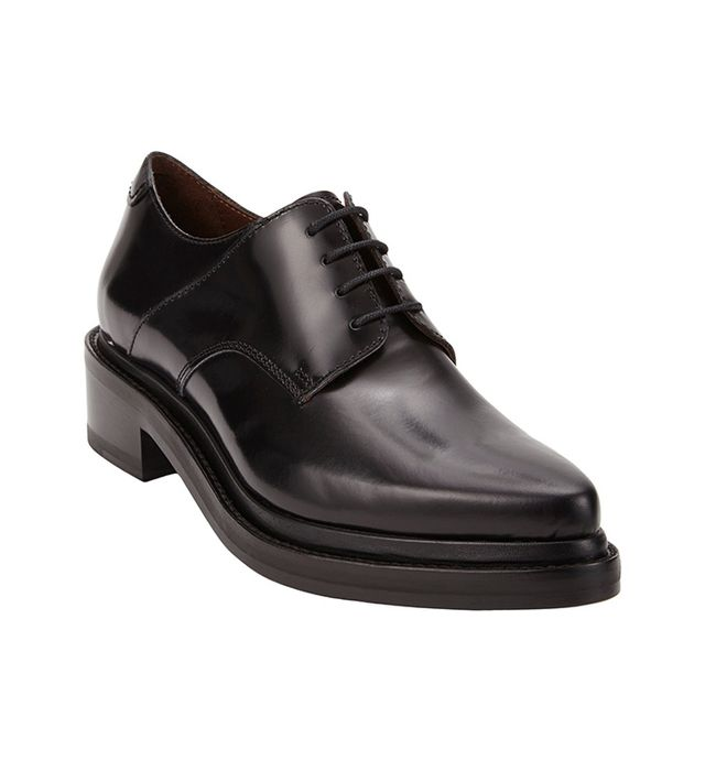 Acne Studios Lark Platform Oxfords