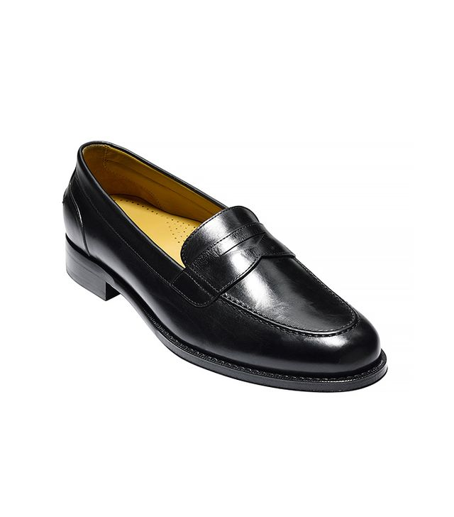 Cole Haan Bronson Leather Penny Loafers