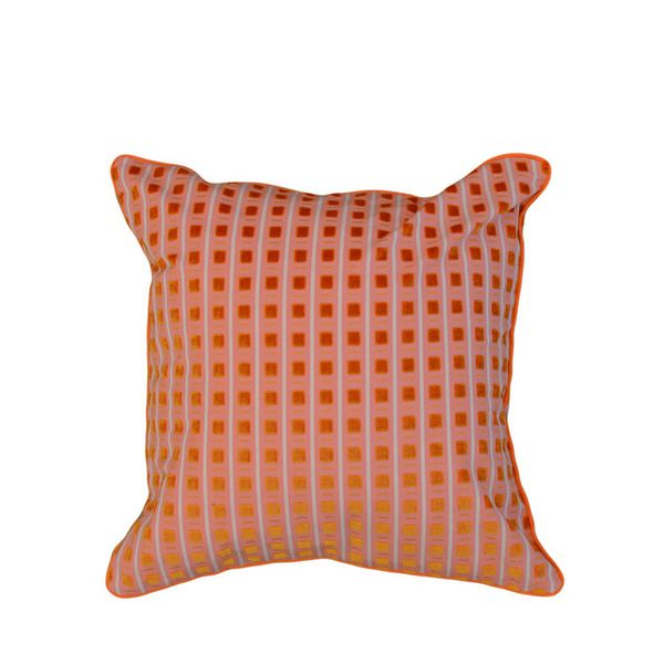 Biscuit Pitti Orange Pillow