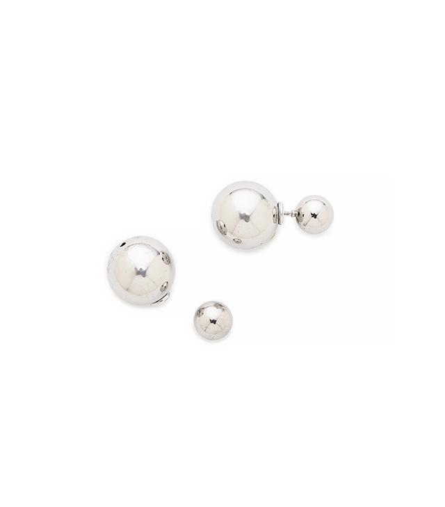 Shashi Double Ball Stud Earrings