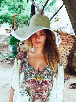 Meet the Chic Beach Brand Beyoncé Is Obsessed With