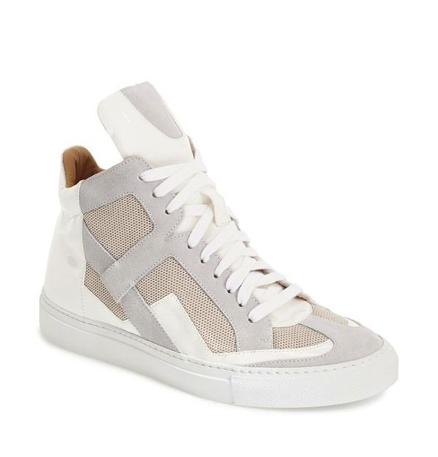 MM6 Maison Martin Margiela High Top Sneaker