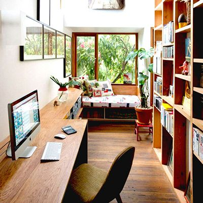 20 Crazy-Cool Workspaces to Inspire Your Most Productive Year Yet