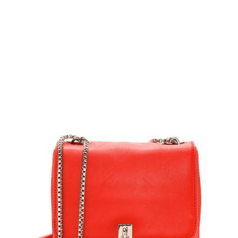 Cynnie Mini Double Chain Shoulder Bag