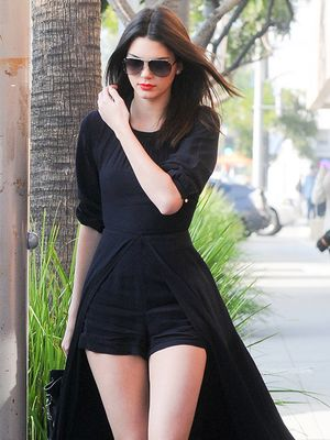 Would You or Wouldn't You: Kendall Jenner's Dress-Romper Hybrid