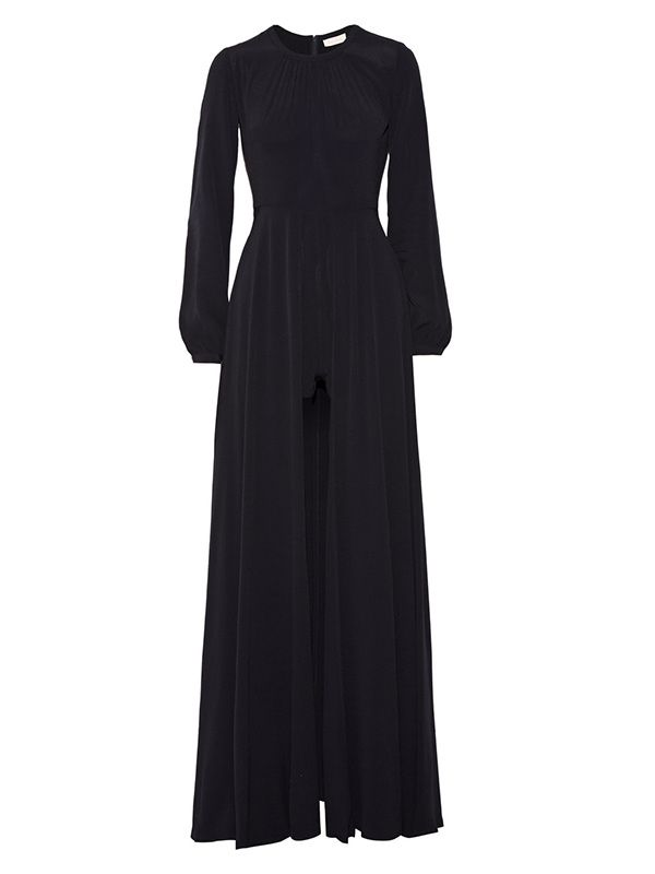 Sass & Bide Hours of Trade Crepe Jumpsuit