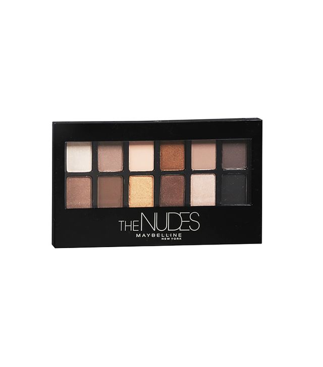 Maybelline Expert Wear Eyeshadow Palette The Nudes