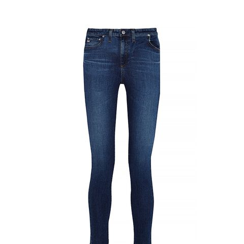 Brianna High-Rise Skinny Jeans
