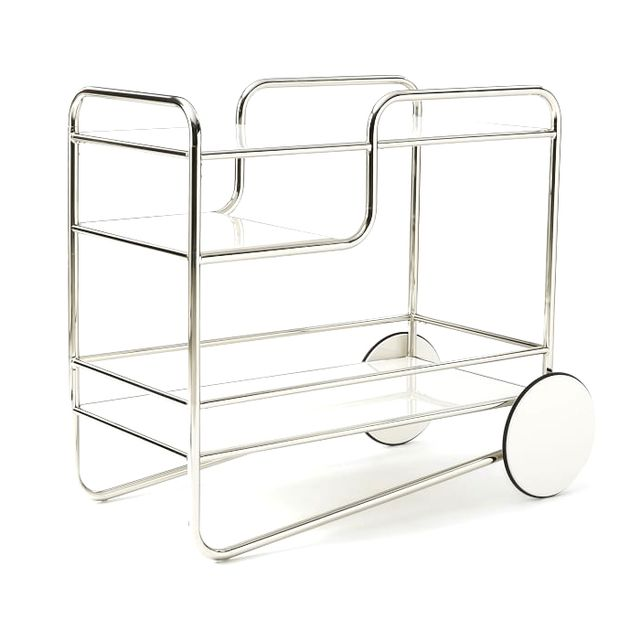 West Elm Josef Bar Cart