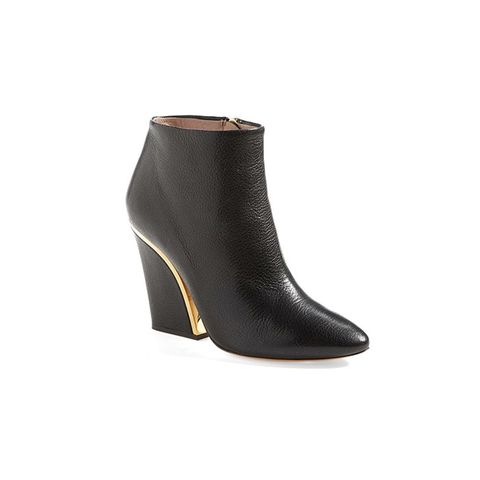 Chloè Beckie Ankle Booties