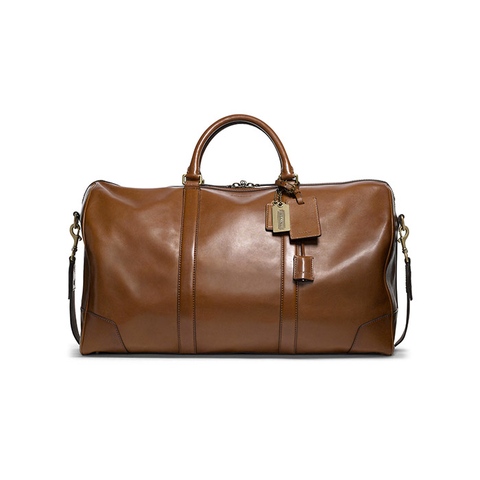 Coach Bleecker Cabin Bag in Leather