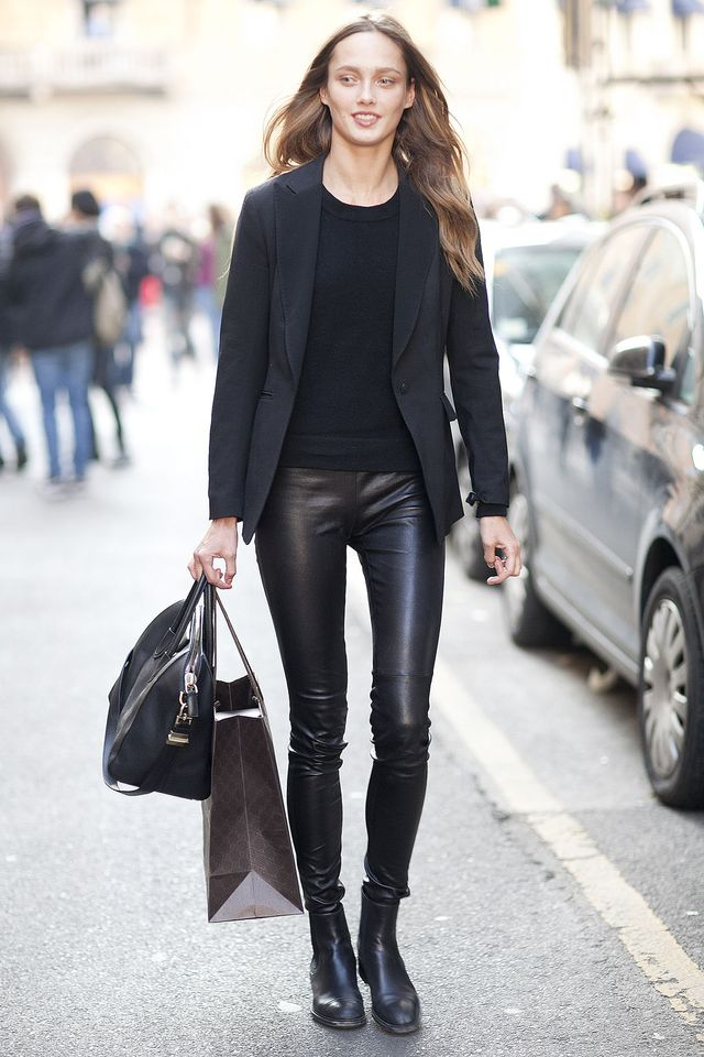 The Unexpected Reason One Blogger Is Giving Up Leggings