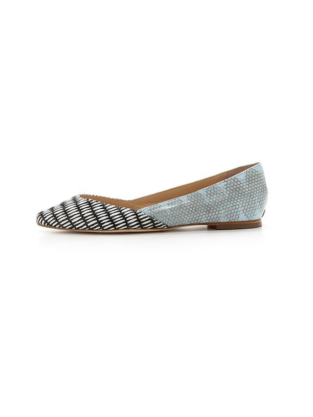 Loeffler Randall Lou Pointed Toe Flats