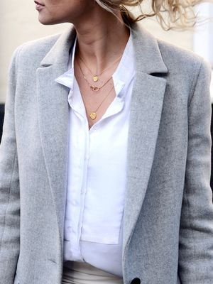 10 Pre-Layered Necklaces That Are Totally Covetable