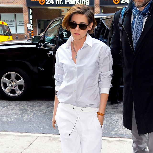 Kristen Stewart's New 'James Dean' Look Is Totally Working