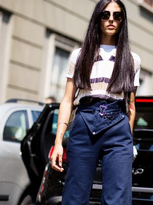 Street Style Star of the Month: Gilda Ambrosio