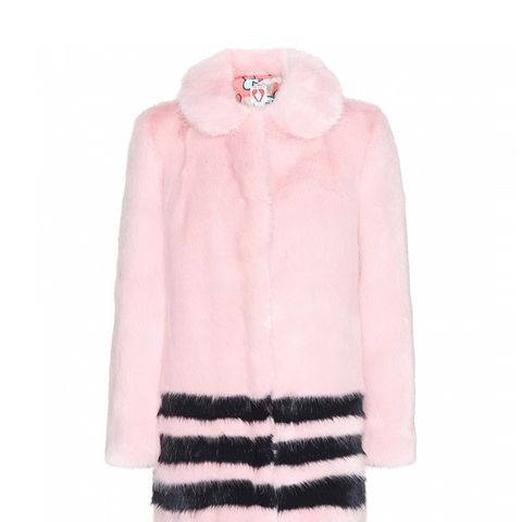 Dulcie Faux-Fur Coat