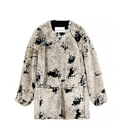 Bambi Black Mix Coat